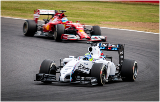 5 fantastic things about F1