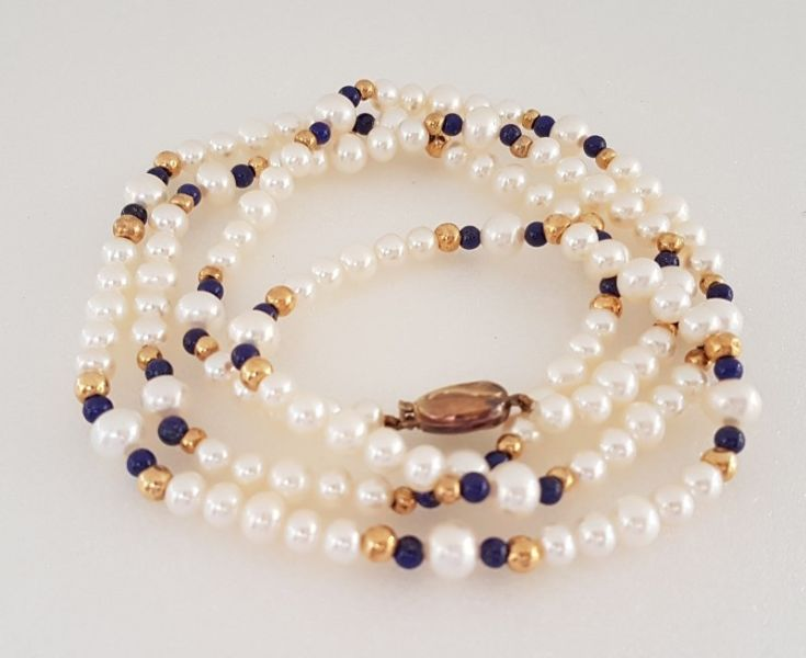 How to Select Pearl Necklaces before Including It in Your Fashion Accessories