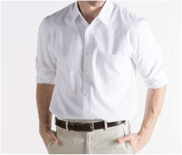 Getting your shirt fit just right