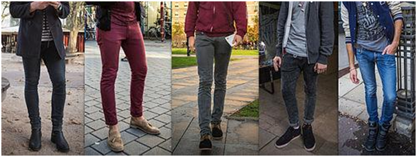 The durability and versatility of a pair of jeans