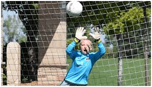 Mistakes to avoid when training young goalkeepers