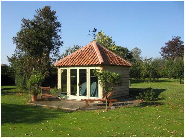 The benefits of having a Garden Room