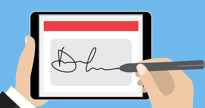 What is digital signature and how it works